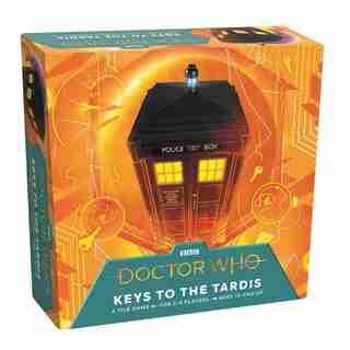 Doctor Who: Keys To The Tardis