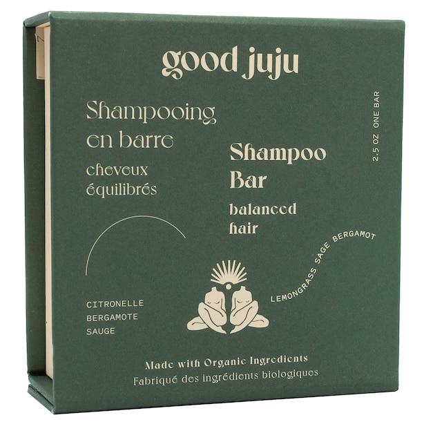 Shampoing en barre pour les cheveux normaux