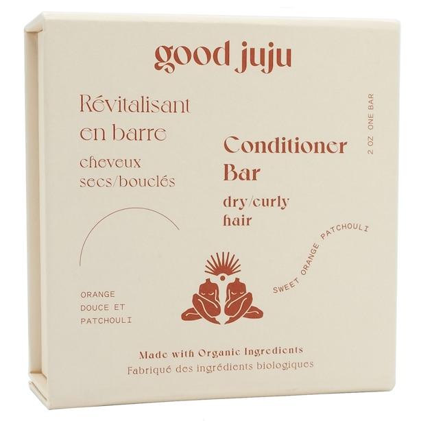 Revitalisant en barre pour les cheveux secs