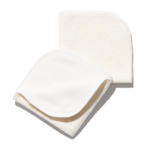 caress   organic bamboo cloths 2 pack