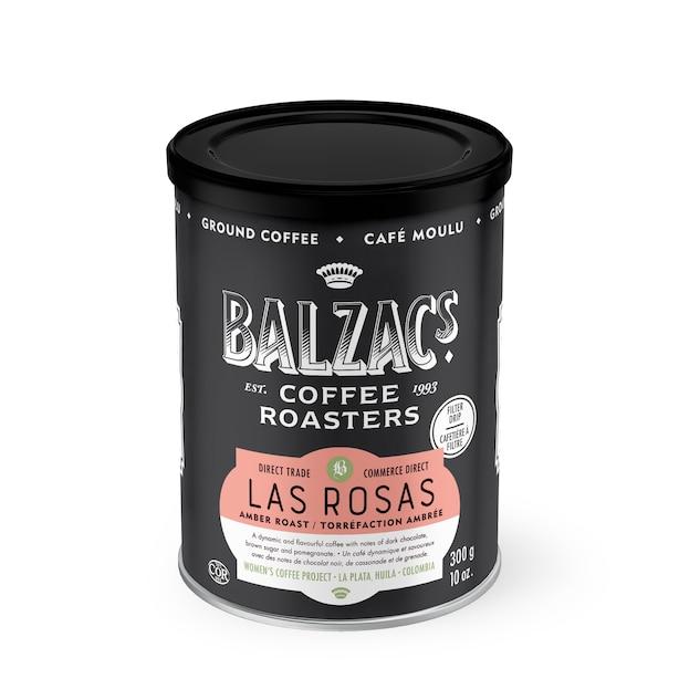 Las Rosas Ground Coffee, 300 g