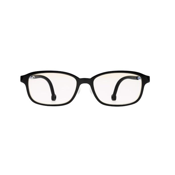 MarsQuest Kids Safety Blue Light Blocking Glasses - Mimas Black