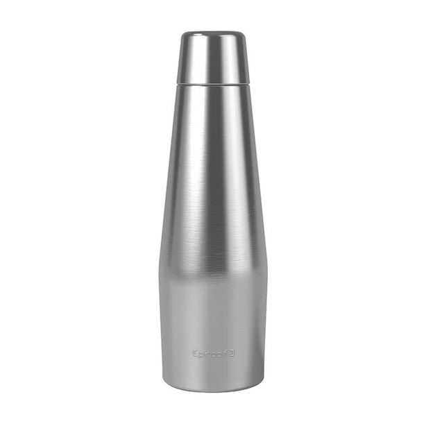 PROOF LUNA INSULATED WATER BOTTLE WITH STAINLESS STEEL LID - 18 OZ