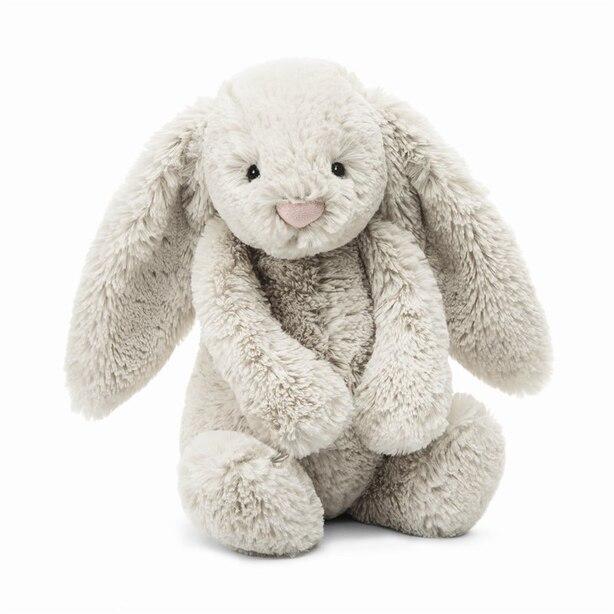 Bashful Bunny Small, Oatmeal