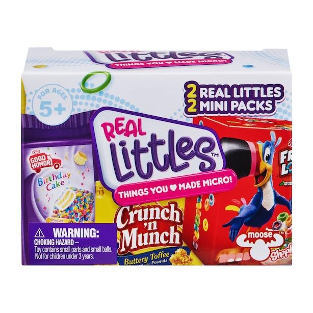 Shopkins Distributeur Automatique Real Littles - Paquet de 2
