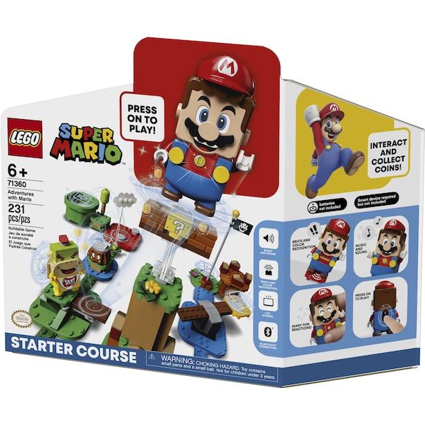 LEGO Super Mario Adventures with Mario Starter Course - 71360
