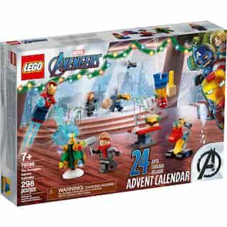 LEGO® Super Heroes The Avengers Advent Calendar - 76196