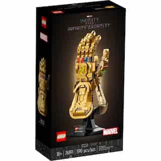 LEGO® Super Heroes Infinity Gauntlet - 76191