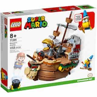 LEGO® Super Mario Bowser's Airship Expansion Set - 71391