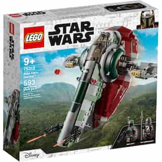 75312 LEGO STAR WARS BOBA FETT'S STARSHIP