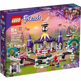 LEGO® Friends Magical Funfair Roller Coaster - 41685