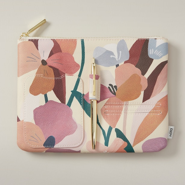 ULTIMATE OFFICE POUCH, GLORY GARDEN