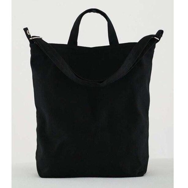 Duck reusable Bag, Black
