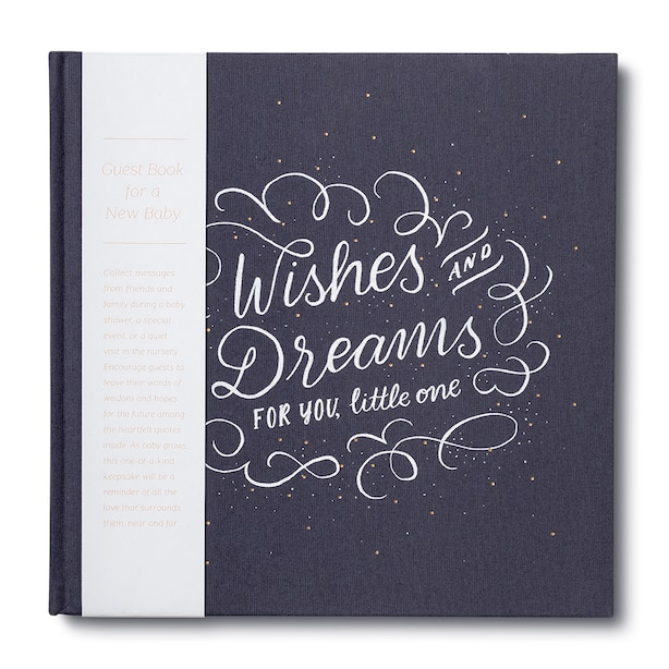 Compendium Wishes and Dreams Memory Book