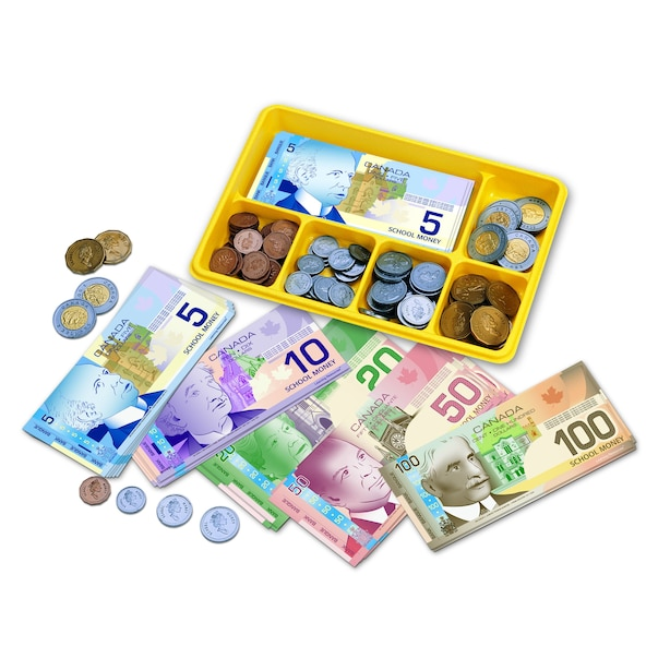 Learning Resources Canadian Currency X-Change