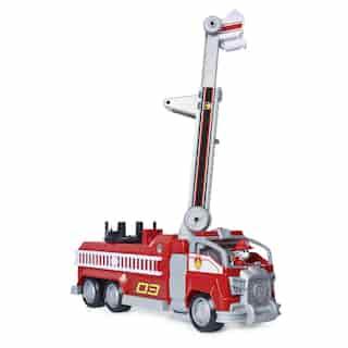 PAW Patrol, Marshall's Transforming Movie City Fire Truck