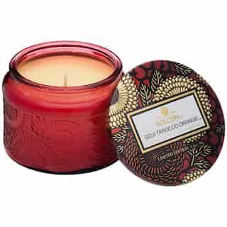 Voluspa® Small Glass Jar Candle - Goji & Tarocco