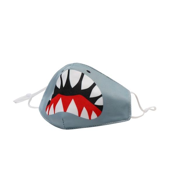 Shark Non-Medical Kids Face Mask