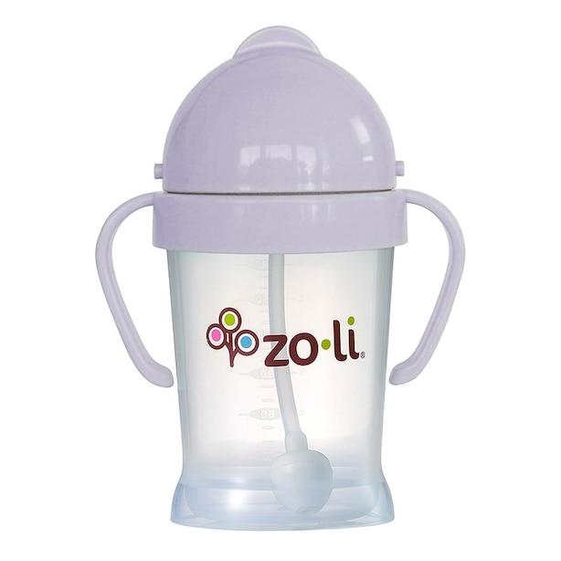 Zoli Bot Straw Sippy Cup - Lilac
