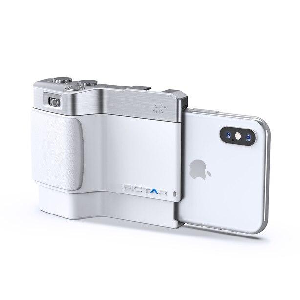 Miggo Pictar Smart Cam Grip- Smoky White
