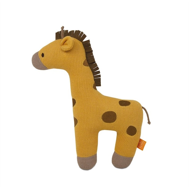 Safari Knitted Toy