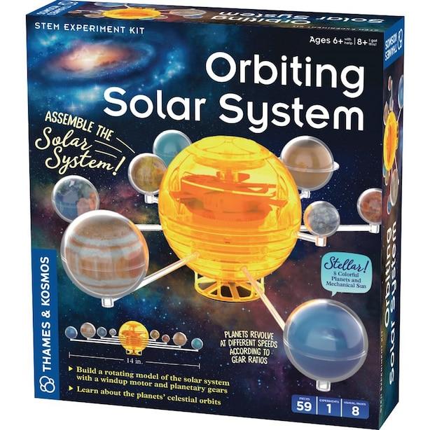 ORBITING SOLAR SYSTEM