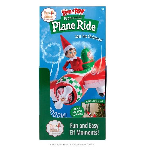 SEAP- Peppermint Plane Ride