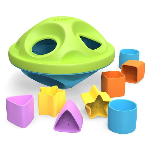 Triage de formes Green Toys