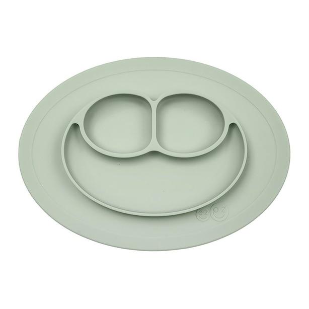 ezpz Mini Mat Placemat and Plate Sage
