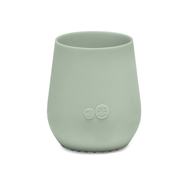 ezpz Tiny Cup in Sage