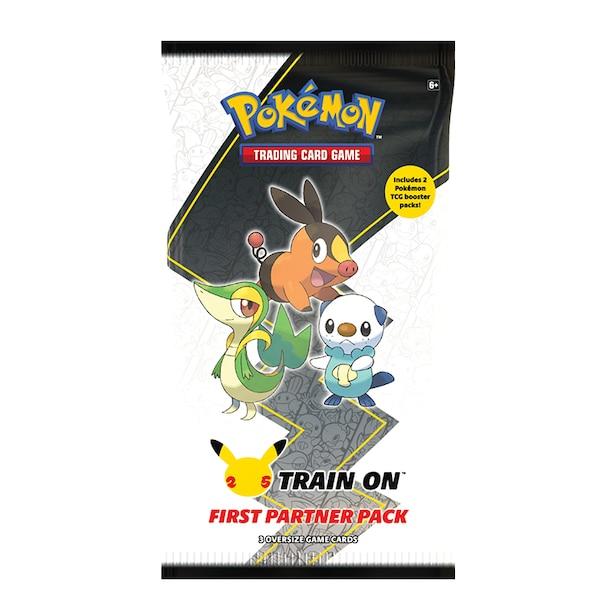 Pokémon TCG: First Partner Pack (Unova)