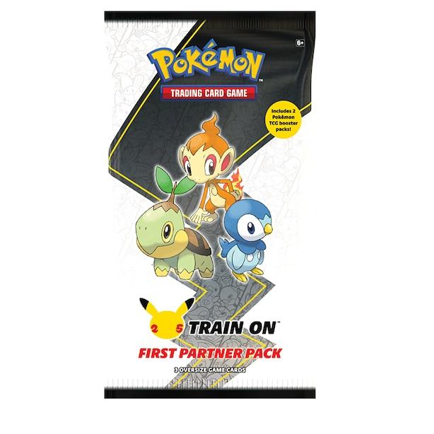 Pokémon TCG: First Partner Pack (Sinnoh)