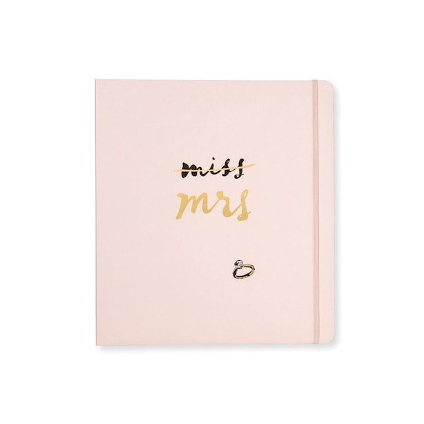 Kate Spade New York Bridal Planner, Miss To Mrs