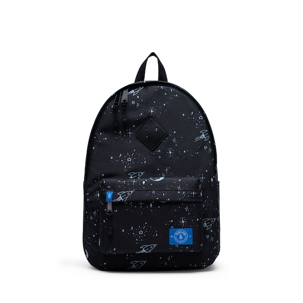 Bayside Recycled Backpack, Space Dreams