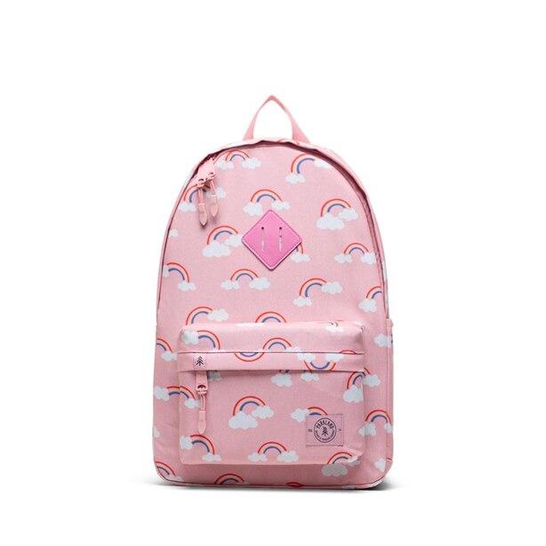 Bayside Recycled Backpack, Rainbow