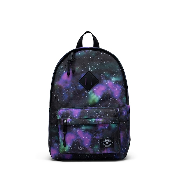 Bayside Recycled Backpack, Milky Way
