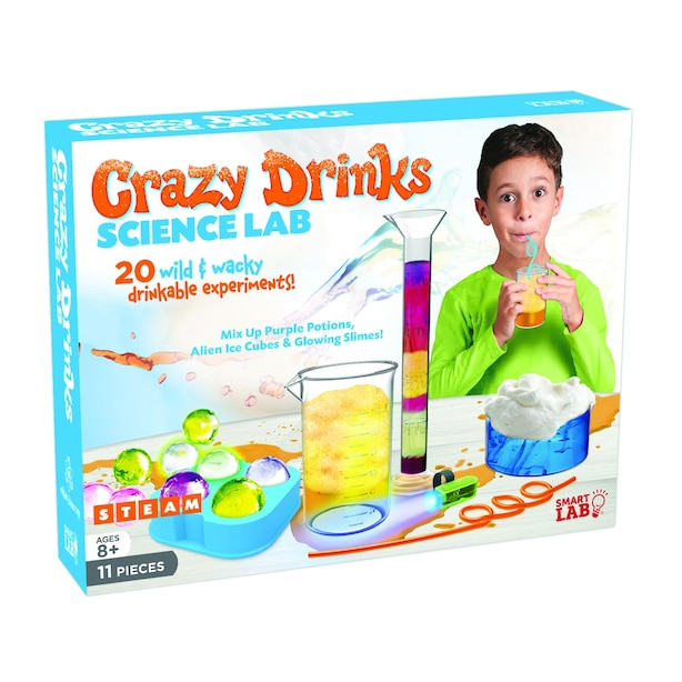 Crazy Drinks Science Lab