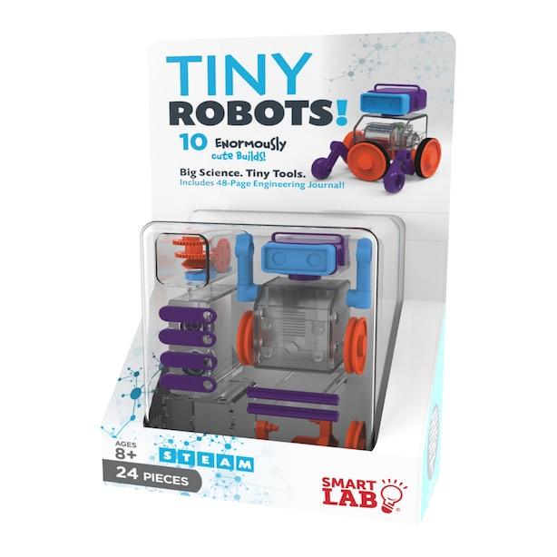 Tiny Robots!