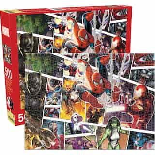 Panels 500 Piece Puzzle