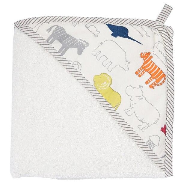 Pehr Hooded Towel Noah's Ark (0-12 mos)
