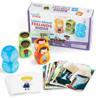 Hand 2 Mind All About Feelings Activity Set