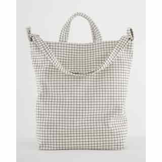 DUCK reusable BAG , NATURAL GRID