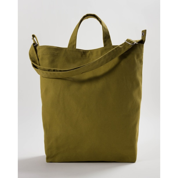 DUCK reusable BAG, SPANISH OLIVE