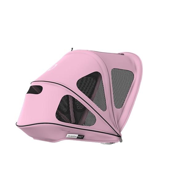 Bugaboo Breezy Sun Canopy - Soft Pink