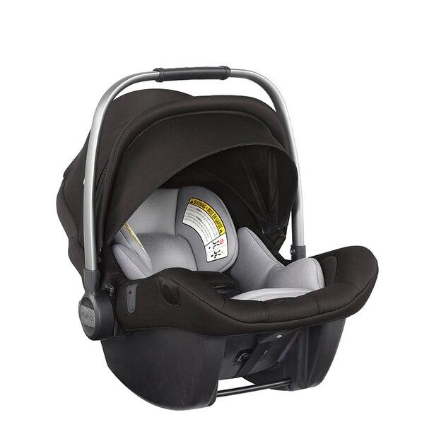 PIPA Lite LX Infant Car Seat Caviar