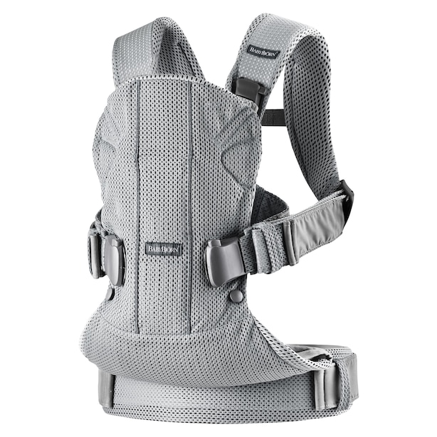 BabyBjörn Baby Carrier One Air - Silver