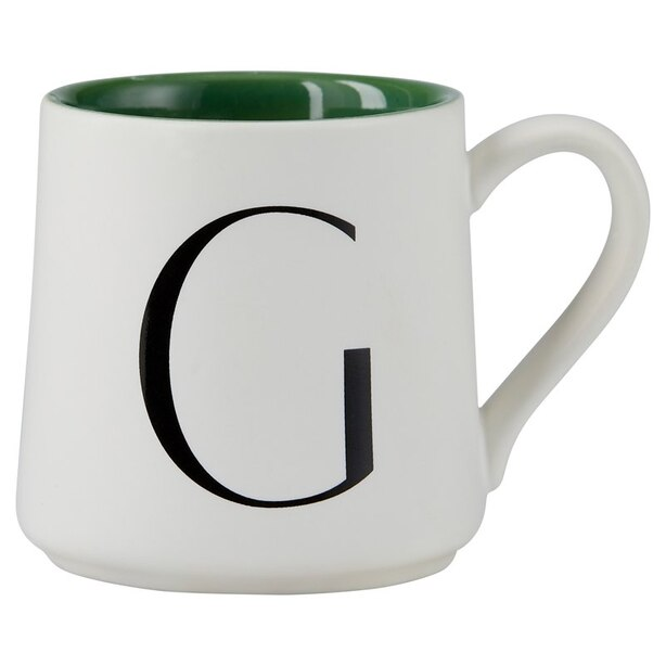 MONOGRAM ESPRESSO CUP G