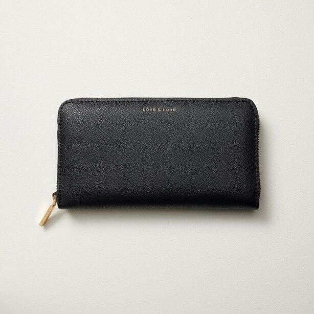 Ava Wallet, Black