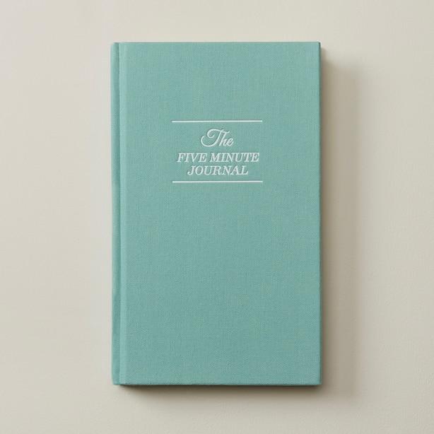The Five Minute Journal - Sage Green (Indigo Exclusive)