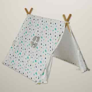 A FRAME PLAY TENT, DASHES